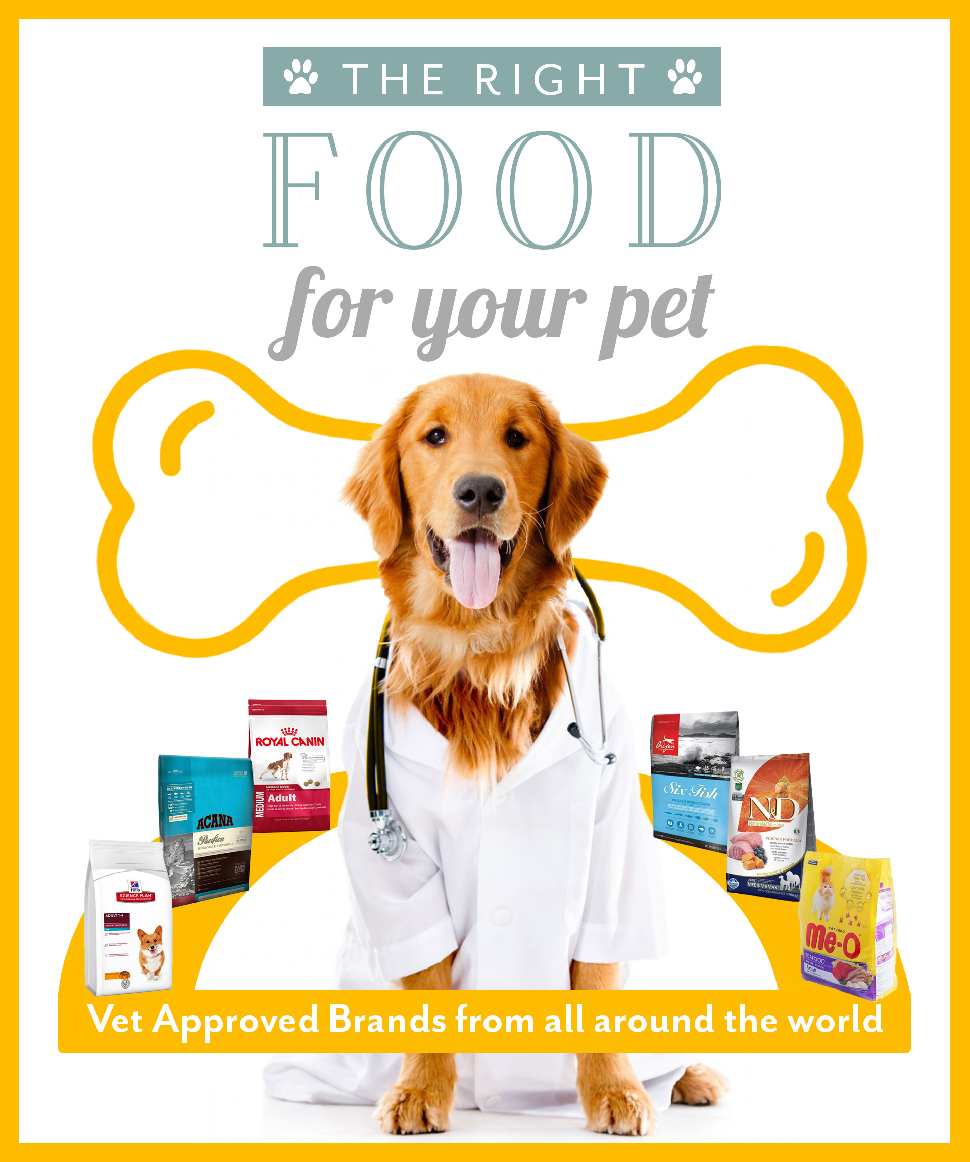 Food for your pet