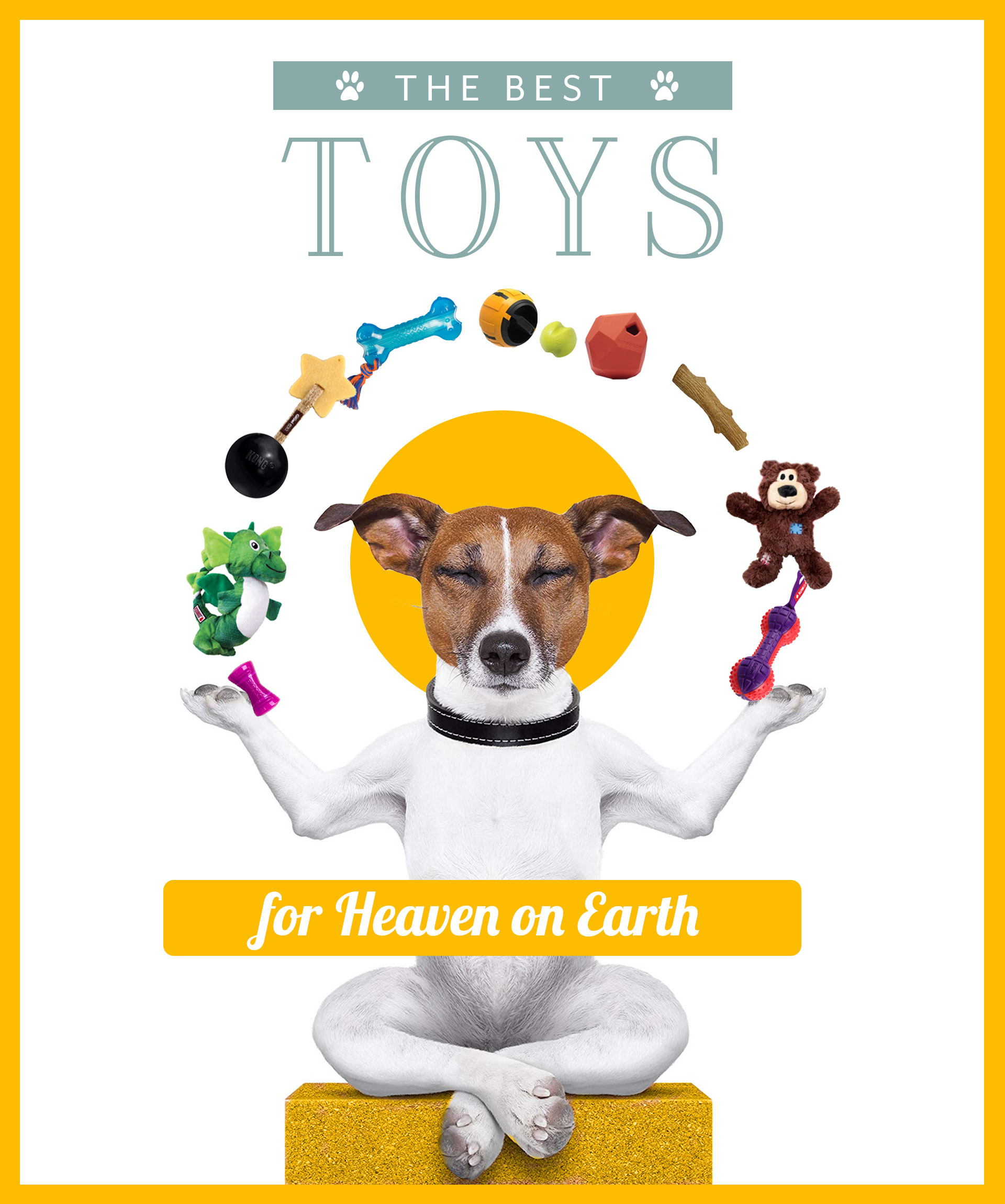 Toys for heaven on Earth