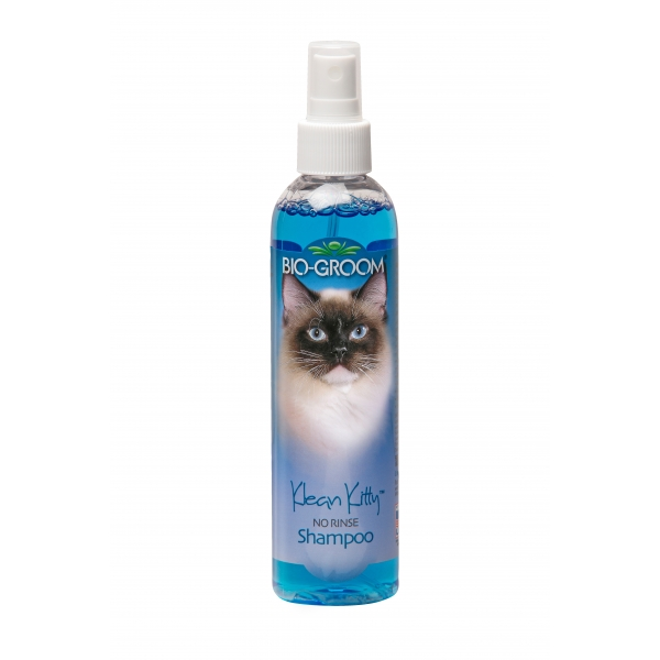 BIO-GROOM Klean Kitty Waterless Shampoo 235ml